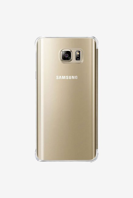 SAMSUNG Note 5 EF-ZN920CFEGIN Mobile Cover Gold