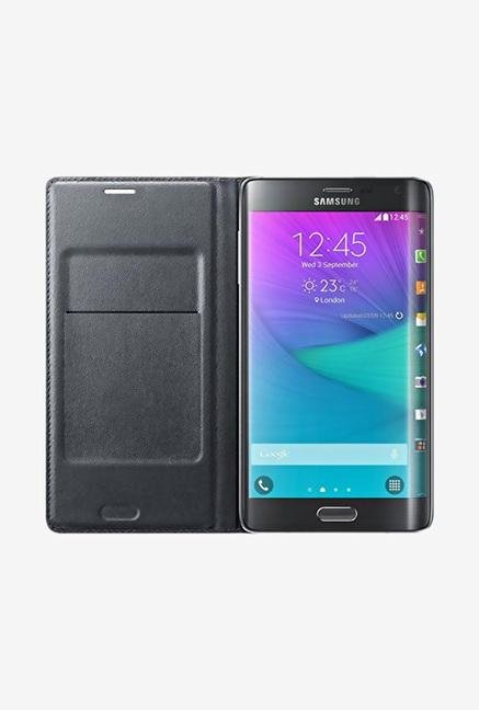 Samsung EF-WN915BCEGIN Mobile Flip Cover Black