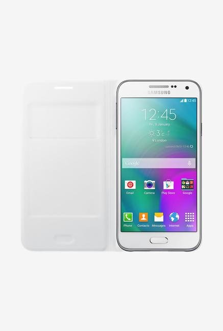 Samsung EF-WE500BWEGIN Mobile Flip Cover White