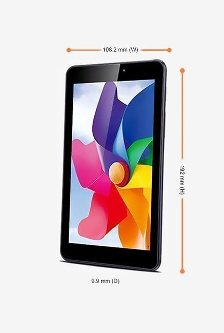 iBall Slide Q45 7-inch 8GB Tablet (Black)