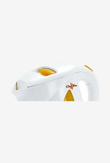 Chef Pro CPK817 1.7 Litres Electric Kettle (White)