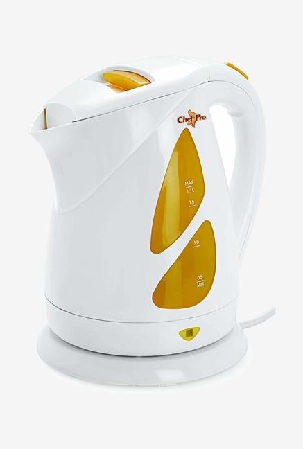 Chef Pro CPK817 Electric Kettle(1.7 L, White)
