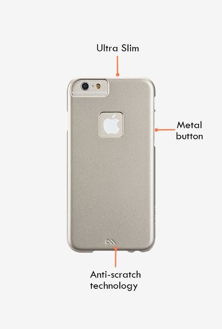 Casemate Barely There Case For iPhone 6 (Bronze)