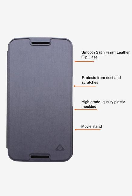 Stuffcool CRMTNX6 Flip Cover for Nexus 6 Blue