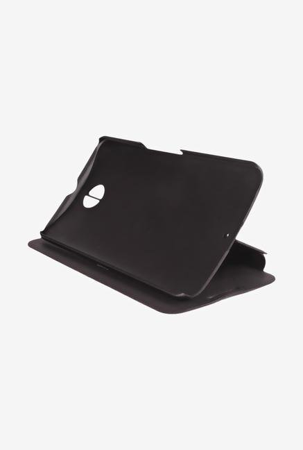 Stuffcool CRMTNX6 Flip Cover for Nexus 6 Black