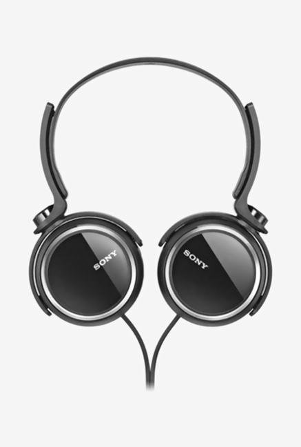 Sony MDR-XB250/B Headphone (Black)