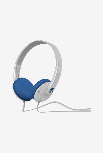 Skullcandy Uprock S5URDY-238 Headphone White & Blue