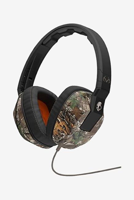 Skullcandy Crusher SGSCFY-325 Headphone Real Tree