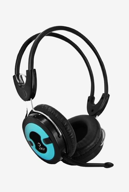 Circle Concerto203 Headphone Blue