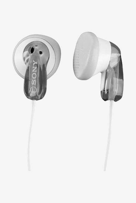 Sony MDR-E8 In the Ear Headphone (Grey)