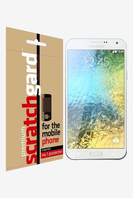 ScratchGard Samsung E7 Screen Protector Transparent