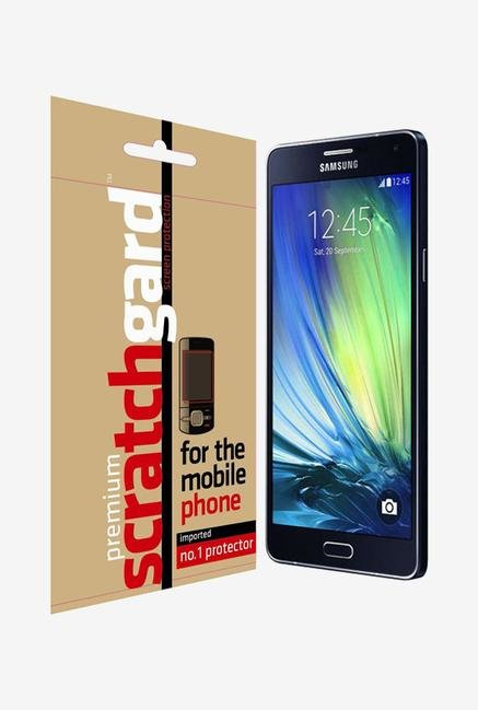 ScratchGard Samsung A7 Screen Protector Transparent