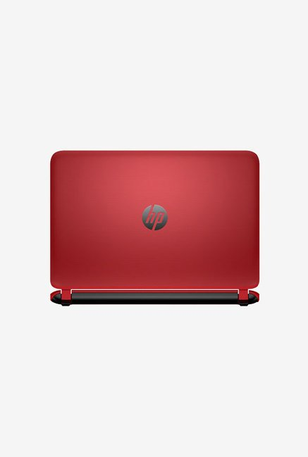 HP Pavilion 14-v201tu Laptop Red