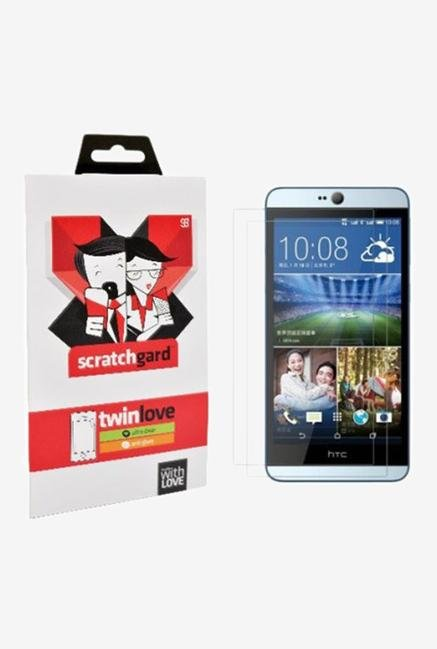 ScratchGard HTC 826 Tempered Glass Clear