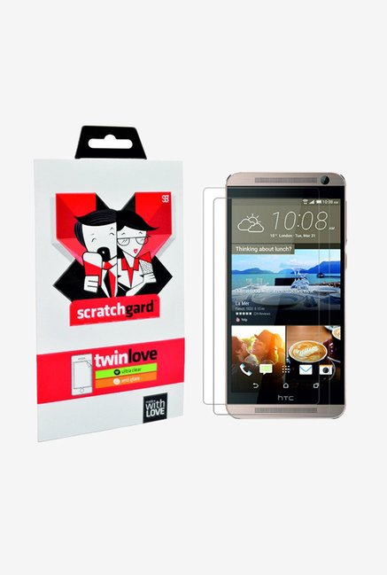ScratchGard HTC E9+ TW-A55 Screen Protector Clear