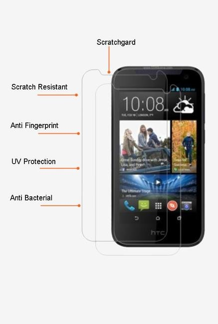 ScratchGard HTC 526G+ Screen Protector Clear