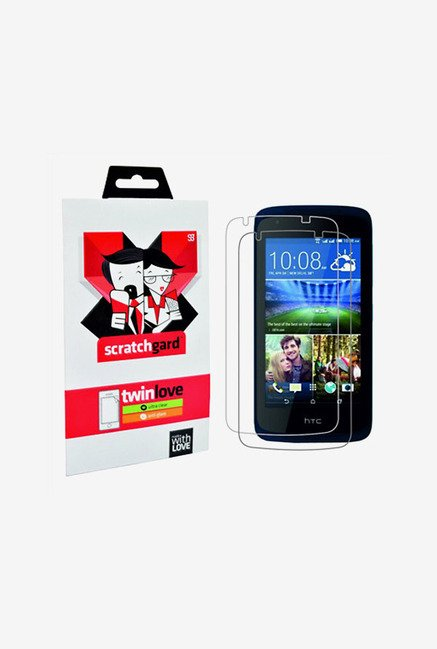ScratchGard HTC 326G TW-326G Screen Protector Clear