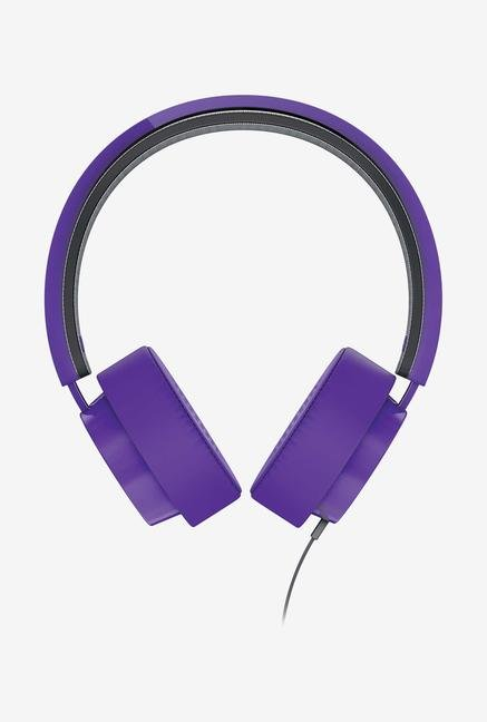 Philips SHL5205PP/10 Headband Headphone Purple