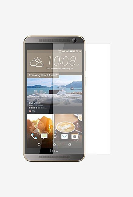 Stuffcool HTC E9+ GPHCE9PLUS Tempered Glass Clear