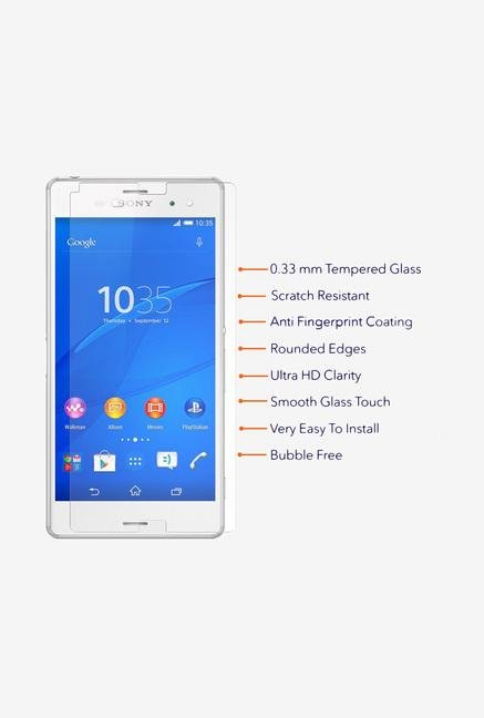 ScratchGard Sony Xperia E4 Screen Protector Clear