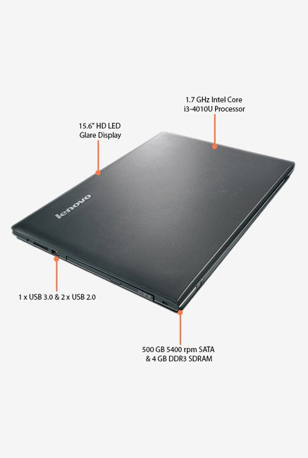 LENOVO G50-70 59-413724 Laptop Black