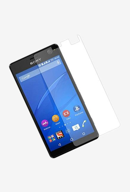 Stuffcool Supertuff Clear Screen Protector for Xperia C4