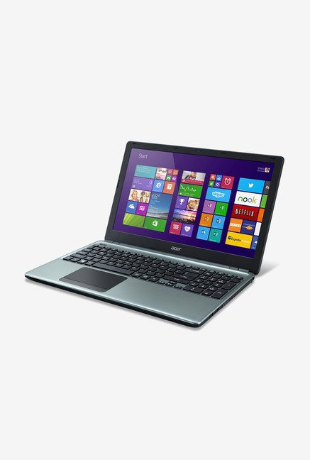 ACER Aspire E1-570 15.6 in. 500 GB HDD Laptop (Silver)