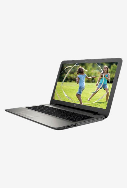 HP 15-AC101TU 39.62cm Laptop (Intel Core i3, 1TB) Silver