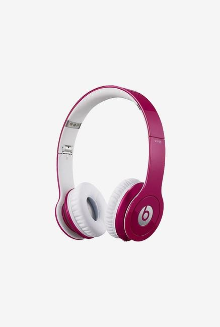 Beats Solo HD Over Ear Headphone (Pink)