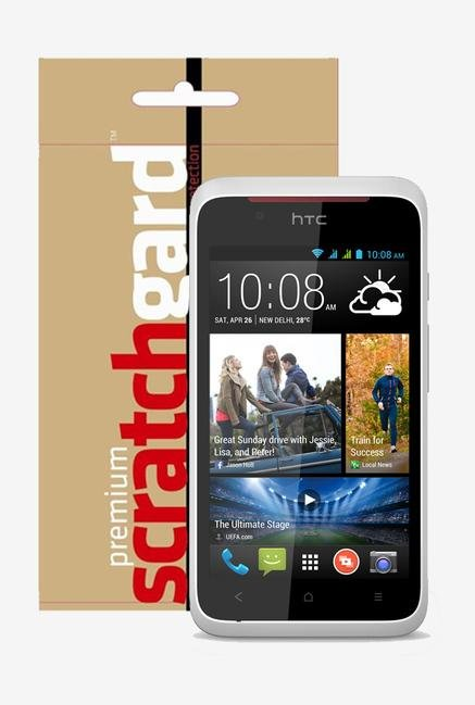 ScratchGard HTC 210 Screen Protector