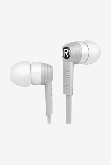 Philips CitiScape SHE7055WT/00 In the Ear Headphone White