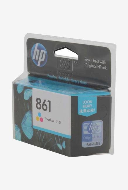 HP 861 CB337ZZ Cartridge Tri Colour