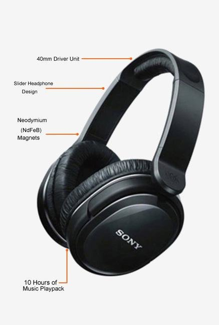 Sony MDR-HW300K Headphone (Black)