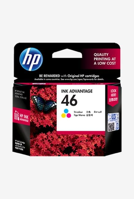 HP 46 CZ638AA Cartridge Tri Colour