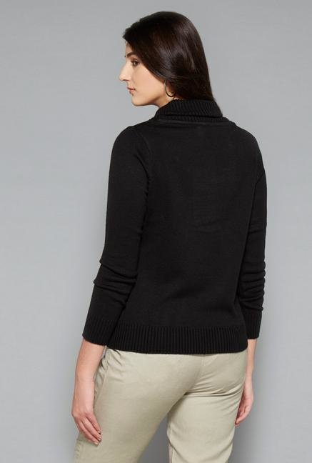 LOV Black Beth Sweater