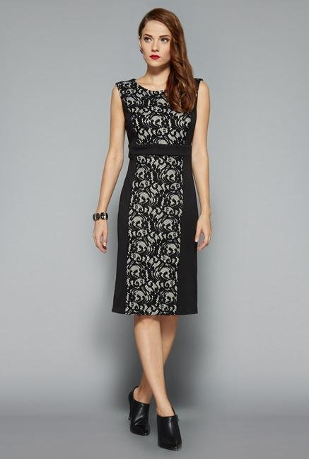 Wardrobe Black Lara Dress