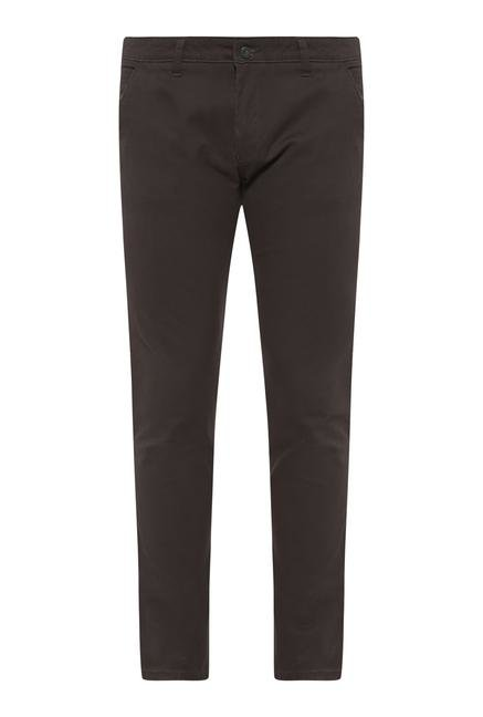 Provogue Casual Slim Fit Men'S Trouser