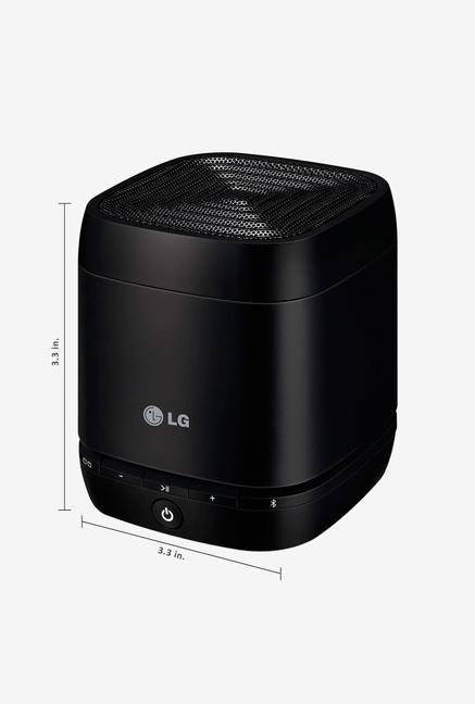 LG NP1540B Bluetooth Speaker Black