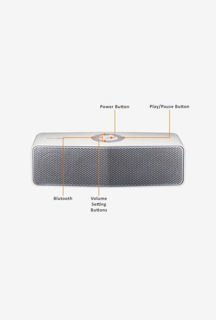 LG NP7550 Bluetooth Speaker White