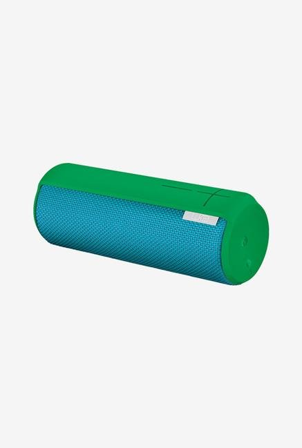 Ultimate Ears Boom Bluetooth Speaker Green & Blue