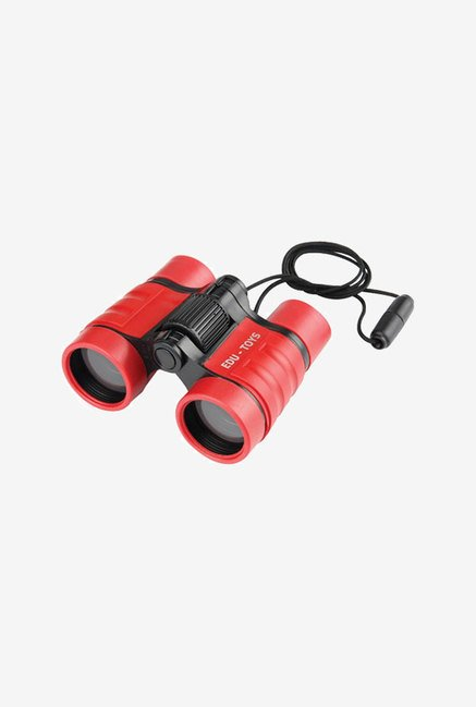 Edu-Science BN009 Binocular Red