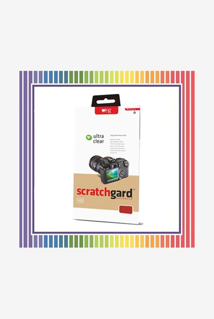 Scratchgard Olympus VR330 Ultra Screen Protector (Clear)