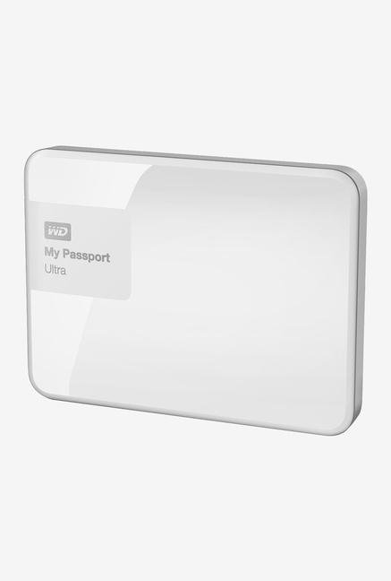 WD My Passport Ultra Premium 1 TB Hard Disk (White)