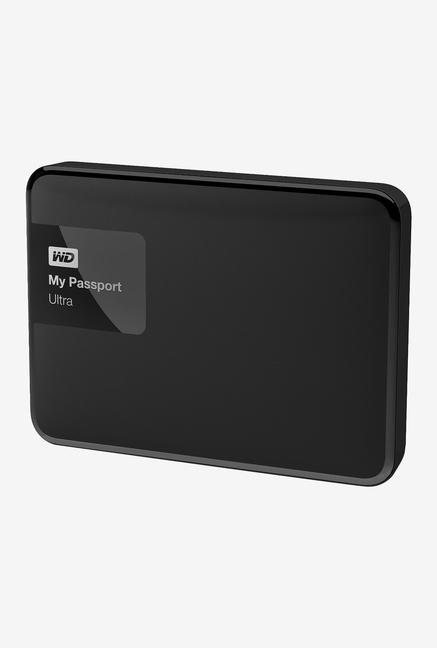 WD My Passport Ultra 2TB Hard Disk (Black)