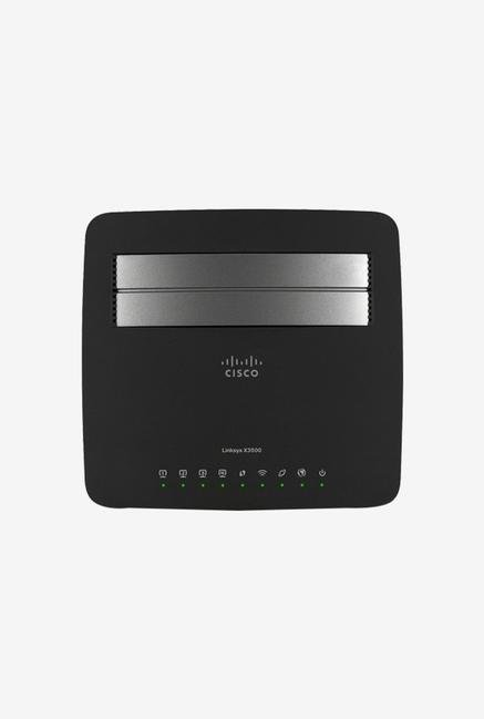 Linksys X3500 Router Black