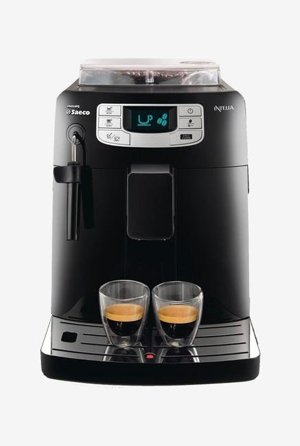 Philips Saeco Poemia HD8325/01 Espresso Machine (Black)