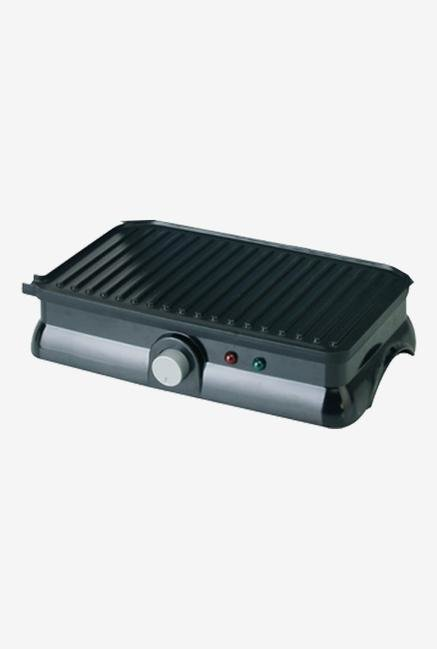 Croma CRAO1038 1500W Grill Toaster & Sandwich Maker (Black)