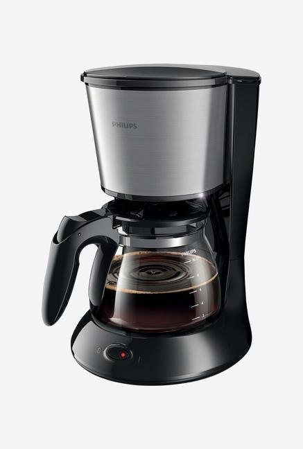 Philips Daily Collection HD7457/20 1.2L Coffee Maker (Black)