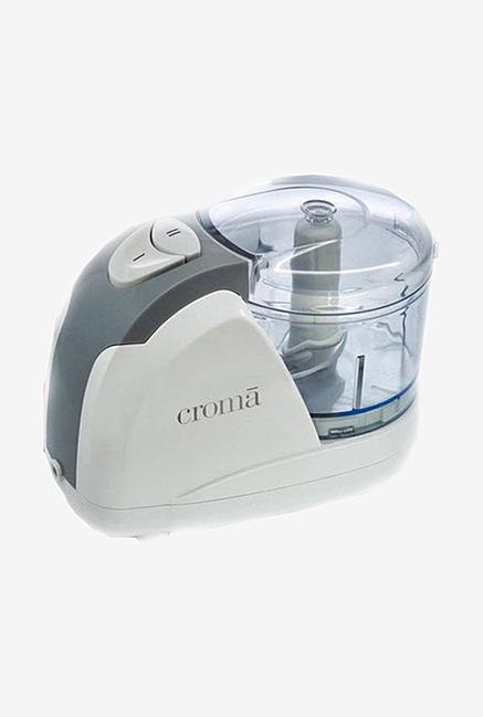 Croma CRK4155 300W Mini Chopper (White)
