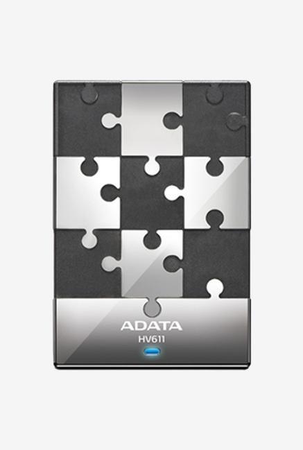 Adata HV611 1TB External Hard Disk (Black)